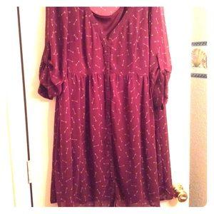 Torrid 2 (2X) Dress Tunic